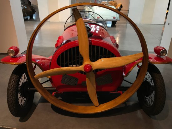 photo2.jpg - Picture of Automobile and Fashion Museum ...