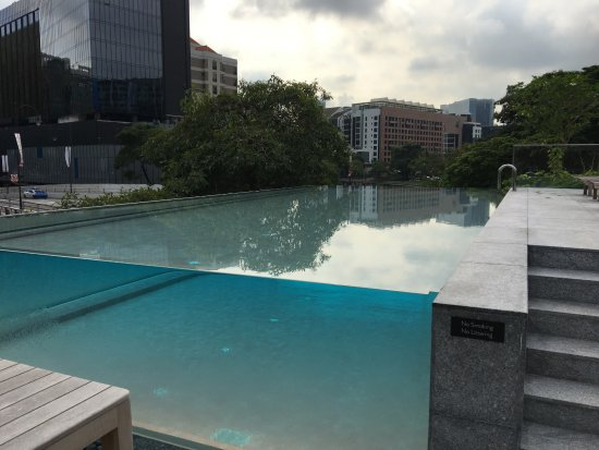 Swimming Pool - Picture of The Warehouse Hotel, Singapore - TripAdvisor
