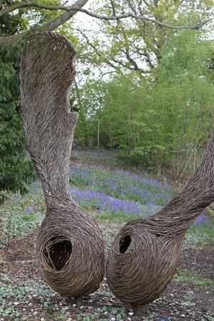Haywards Heath, UK: At the entrance
