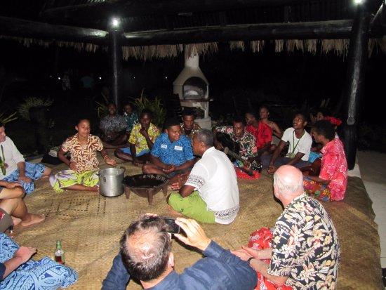 Paradise Taveuni: Kava Ceremony