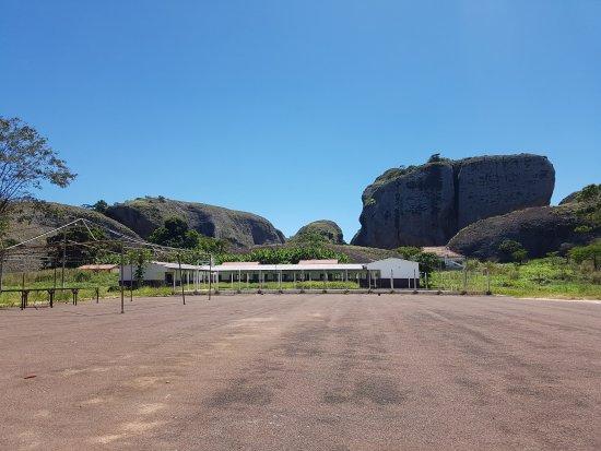 Malanje, Ангола: Black Rocks