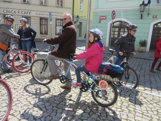 Tandem Bicycle Tours Europe
