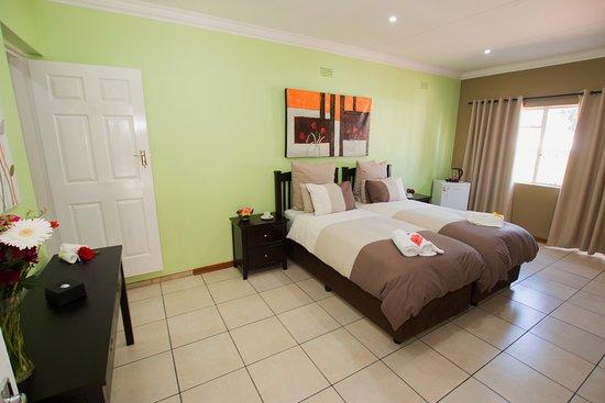 Benoni, África do Sul: Twin Room