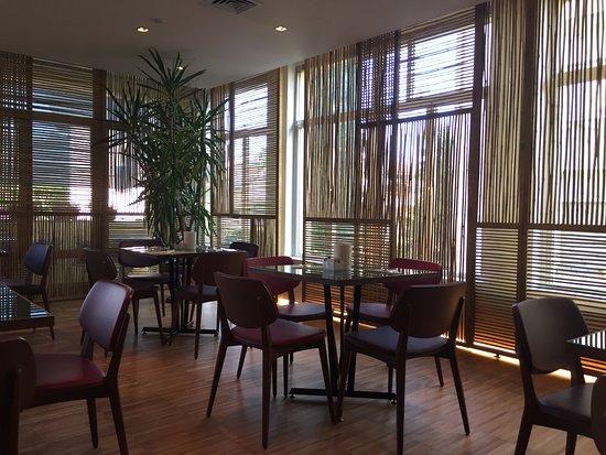 City Hotel: Sala della colazione