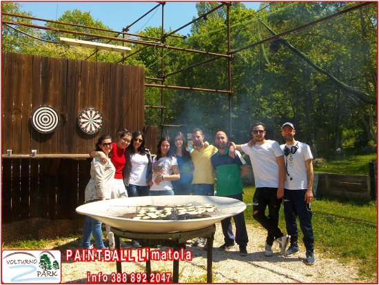 Paintball Limatola