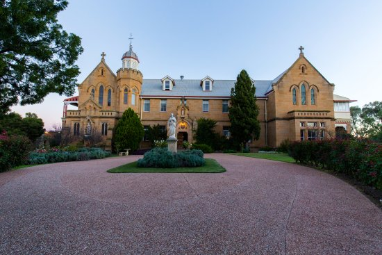 Abbey of the Roses: Beautiful 1891 heritage building was once the convent for the Sisters of Mercy