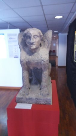 Boscoreale, İtalya: Antiquarium Nazionale