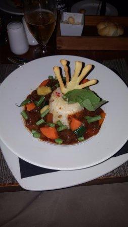 Makuwa-Kuwa Restaurant: Kudu Stew