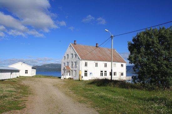 Jennestad Handelssted (Trading Post). Photo: Trond G. Johnsen