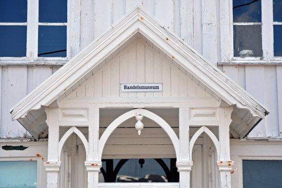 Jennestad Handelssted (Trading Post) Photo: Trond G. Johnsen