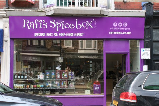 ‪Rafi's Spicebox‬