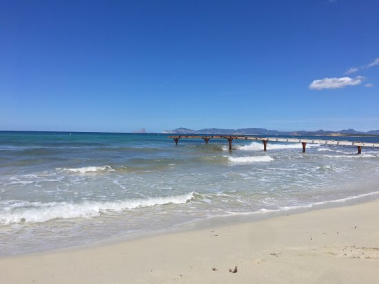 Strand Playa de ses Illetes: photo0.jpg