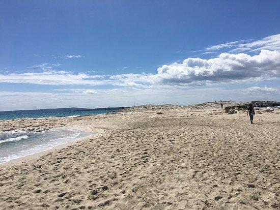 Strand Playa de ses Illetes: photo1.jpg