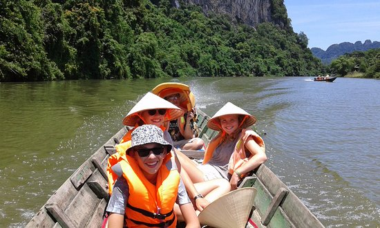 Vinh, Vietnam: Boat trip on Giang River