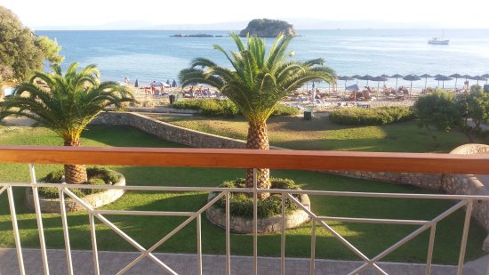 Troulos Bay Hotel: View from our room