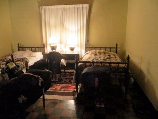 Mayan Inn: spifferi da ogni angolo......
