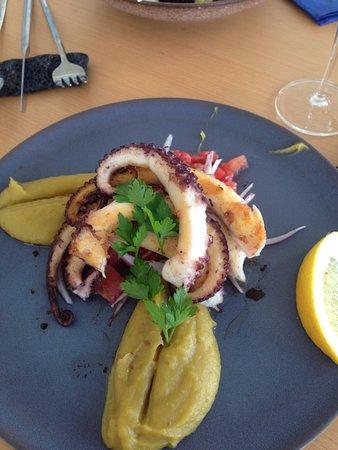 São Roque do Pico, Portugal: ESPETACULAR!!! A comida é optima, muito bem confeccionada, óptimos sabores! Muito bom atendiment