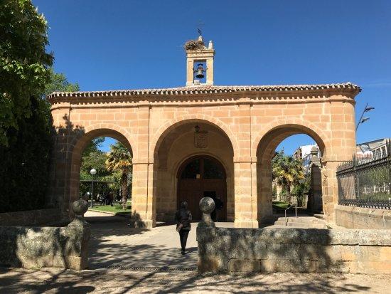 Berlanga de Duero, Spain: Ermita de Nuestra Señora de la Soledad.