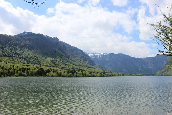 Lake Bohinj : Lago