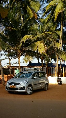 Agonda, Indien: Saint Anna Taxi and Tours