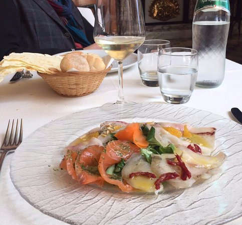 Mirador Restaurant, Alghero - Sardinia