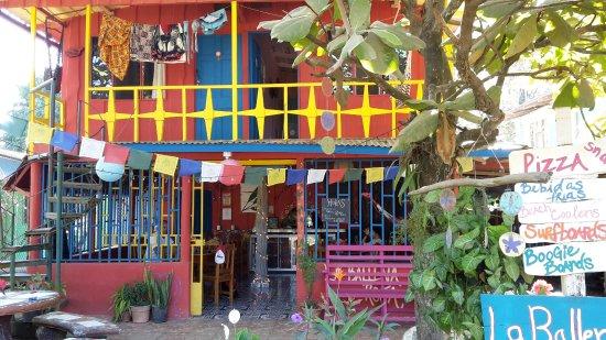 Foto de La Ballena Roja Guest House Hotel