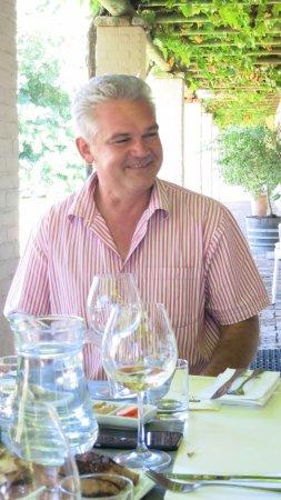 Glenwood Vineyards : de wijnmaker