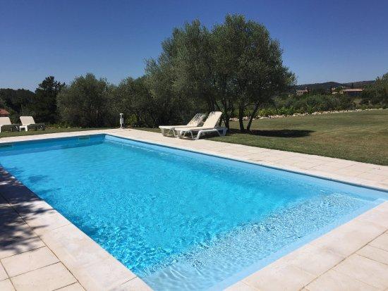 Pool - Picture of La Bastide au Ventoux, Bedoin - Tripadvisor