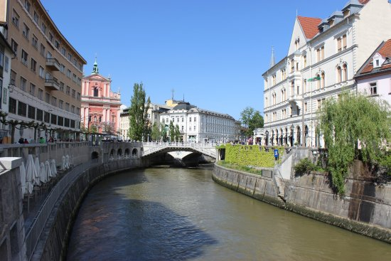 River Ljubljanica Kanal: Fiume