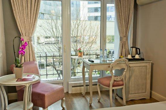 Hotel La Villa Blanche Istanbul