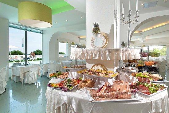 Hotel Mediterraneo: Ristorante Magellano