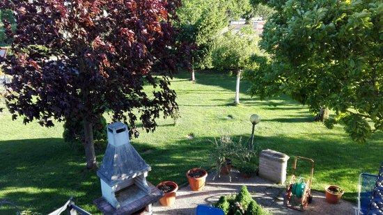 Residenza di Campagna: il giardino curato