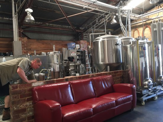 Amazing Brewing Area Picture Of The Public Brewery Croydon Andrewgaddart Wooden Chair Designs For Living Room Andrewgaddartcom