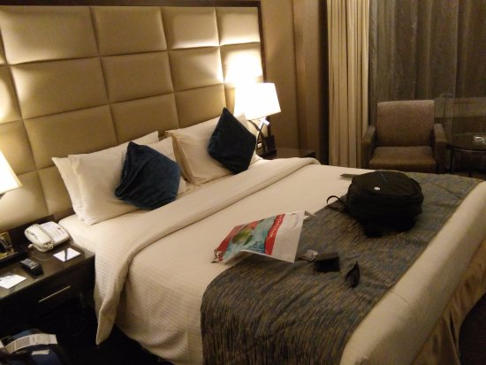 Howard Johnson Bur Dubai: Deluxe room