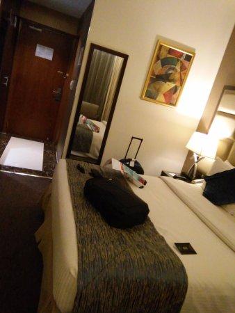 Howard Johnson Bur Dubai: Deluxe Room