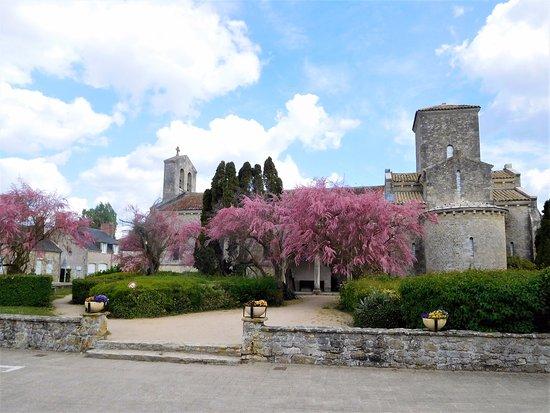 Oratoire Carolingien de Germigny-des-Pres