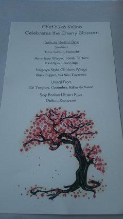 Chaya Brasserie : 日本食を食べに。