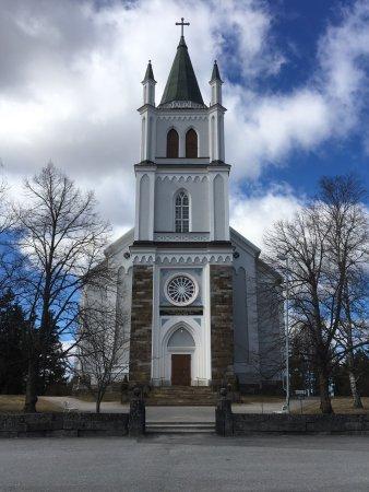 Seinajoki, Finland: Ylistaron kirkko