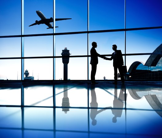 Σάνον, Ιρλανδία: Reducing the stress and maximising time for those travelling on business