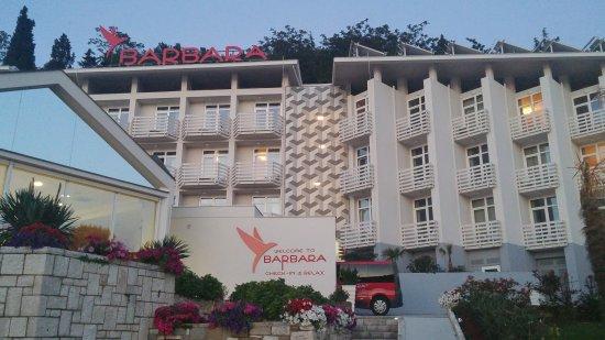 Barbara Piran Beach Hotel & Spa: 20170429_202833_large.jpg