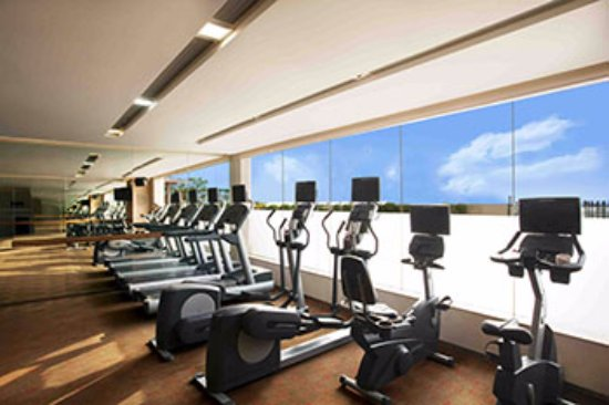 Holiday Inn New Delhi Mayur Vihar Noida: Fitness Centre