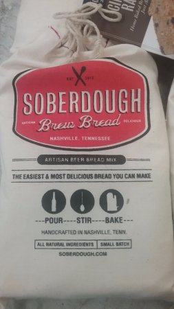 Monticello, فلوريدا: Soberdough Bread Gifts, Pour in a bottle of beer, stir, and bake