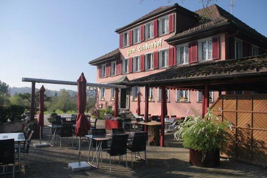 Lindenhof Zuzwil - Terrasse