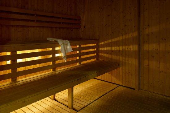 Scandic Stavanger Airport: Sauna