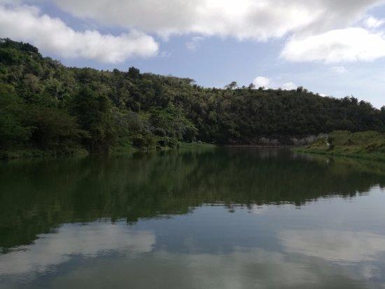 Bayahíbe, República Dominicana: Sul rio di anaconda