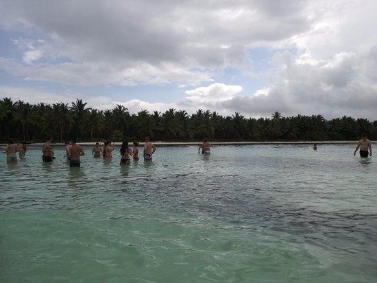 Bayahíbe, República Dominicana: piscine naturali