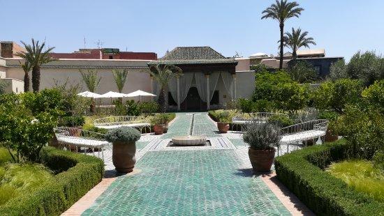 Le jardin islamique picture of le jardin secret for Le jardin secret livre