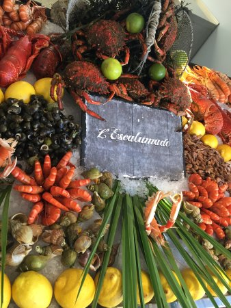 Restaurants Gujan Mestras Fruits De Mer