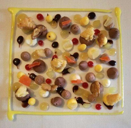 Calavino, Italia: Il dolce... un'opera d'arte