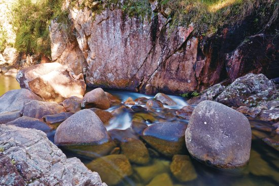Mackay, Australia: Find secluded streams in Finch Hatton Gorge.